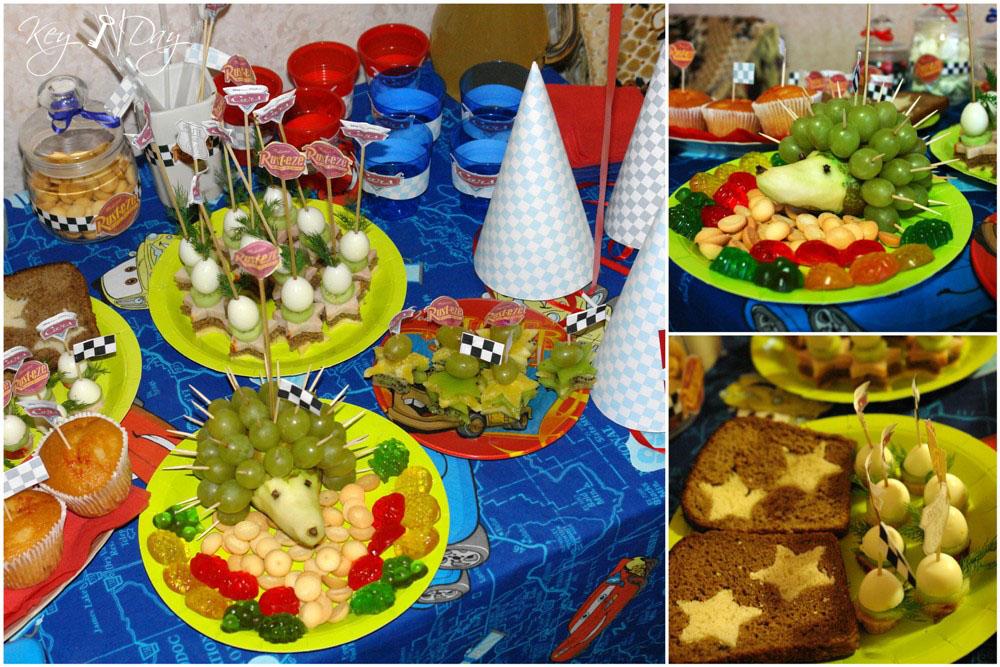 праздничный стол идеи и советы по выбору и оформлению детских блюд